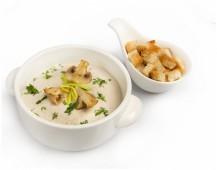 Суп Суп пюре из шампиньонов