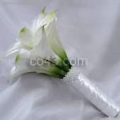 Свадебный букет Белое платье