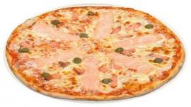 Пицца Рыба и креветки