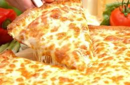 Пицца 4 сыра, 33 см.