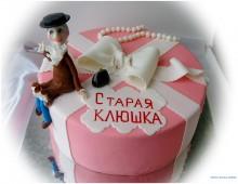 Торт старая клюшка