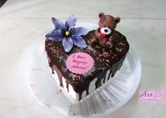 Торт С днем рождения