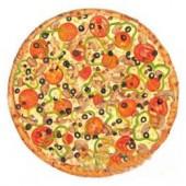 Пицца Постная № 1/33 см., американское тесто