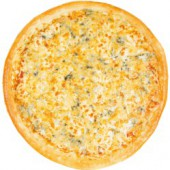 Пицца 4 сыра/41 см., американское тесто