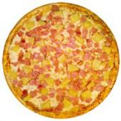 Пицца Гавайская/33 см., американское тесто