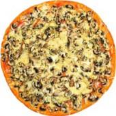 Пицца Грибная/33 см., американское тесто