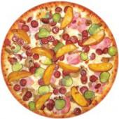 Пицца Дачная/33 см., американское тесто