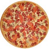 Пицца Мюнхен/41 см., американское тесто
