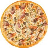 Пицца Мясная/33 см., американское тесто