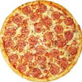 Пицца Острая/33 см., американское тесто