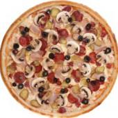Пицца Фабио/33 см., американское тесто