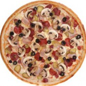 Пицца Фабио/41 см., американское тесто