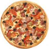 Пицца Ассорти/33 см., американское тесто